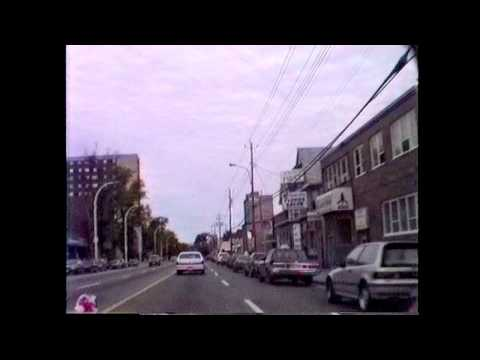 Halifax NS Quinpool Road 1990