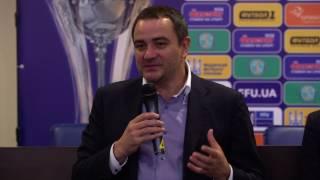 Андрій Павелко про фестиваль футболу