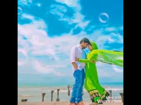 Romantic Whatsapp Status Malayalam Love Song Youtube