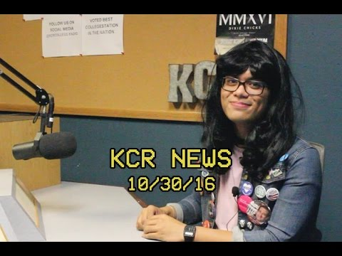 KCR College Radio News - 10/30/16