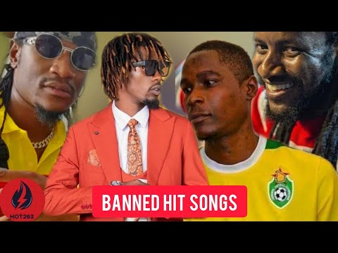 Zimbabwe HIT Songs That Were BANNED On National Radio And TV