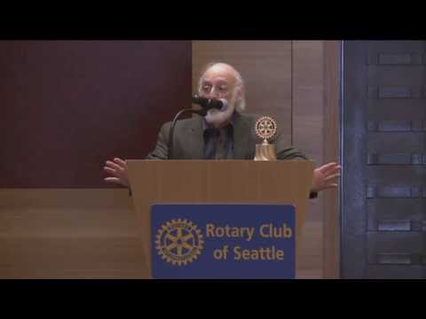 Making Relationships Work | Dr. John Gottman | Seattle Rotary Club