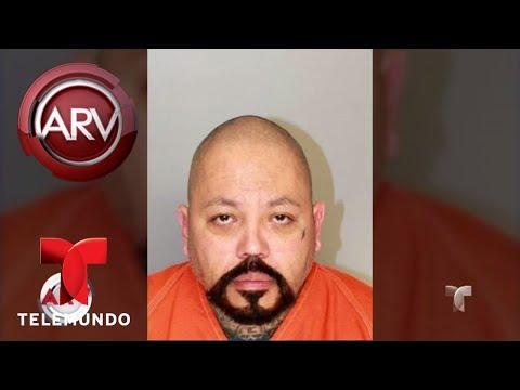 A.B Quintanilla fue arrestado | Al Rojo Vivo | Telemundo