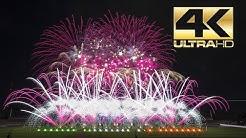 ⁽⁴ᴷ⁾  Pyronale 2019: Martarello Ramos - Mexico  - Feuerwerk - Fireworks - Vuurwerk