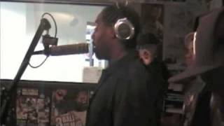 Omar Wilson - Hot 93.7 Project Recognize w/ DJ Buck & Nancy Barrow