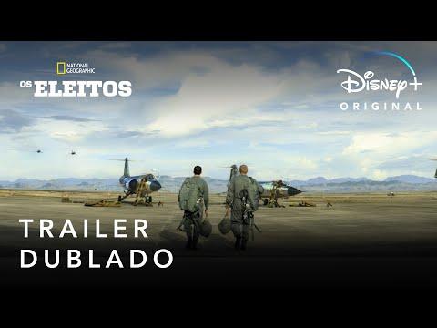 Os Eleitos   Trailer Oficial Dublado   Disney+