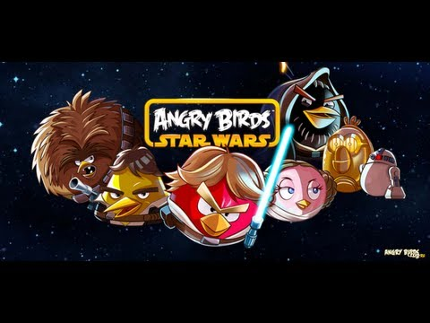 игра Angry Birds Star Wars без ключа