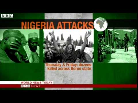 Nigeria Attacks: HUNDREDS Killed And Injured At Mosques, Churches, Restaurants, Market Places...