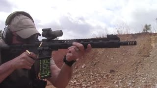 james yeager and i review the cfa300 hagos 300 blackout rifle
