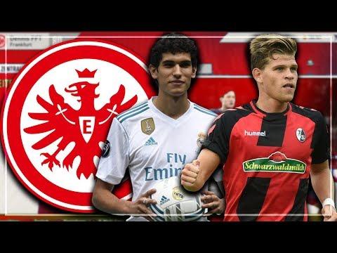 JOVIC KAUFEN ?! 😱🔥 REAL-STAR LEIHEN ?! 🔥 | FIFA 18 Frankfurt Karriere #1 (Deutsch)