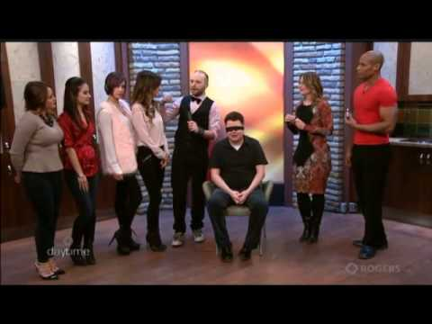 The Power of Pheromones - Watch a Blind-folded Test