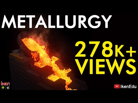 All You Need To Know About Metallurgy - Iken Edu - YouTube