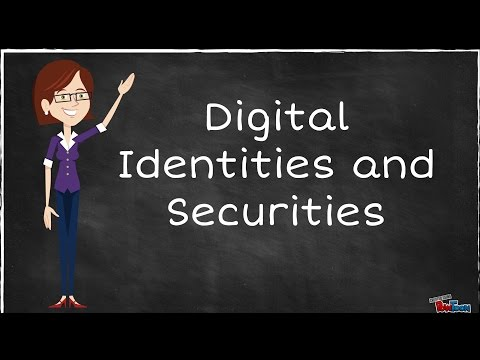 Digital Identity and Security