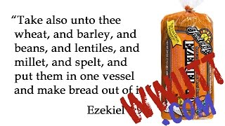 What Ezekiel 4:9 Says About Ezekiel 4:9 Bread?