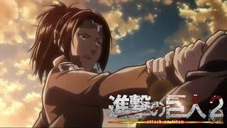 [ENG SUB]Attack on Titan Season 2!! Preview Promo