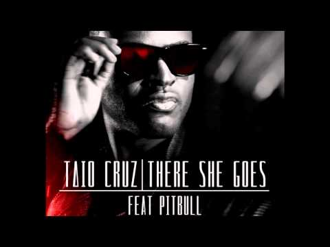 Taio Cruz Feat. Pitbull - There She Goes Instrumental + Free mp3 download!