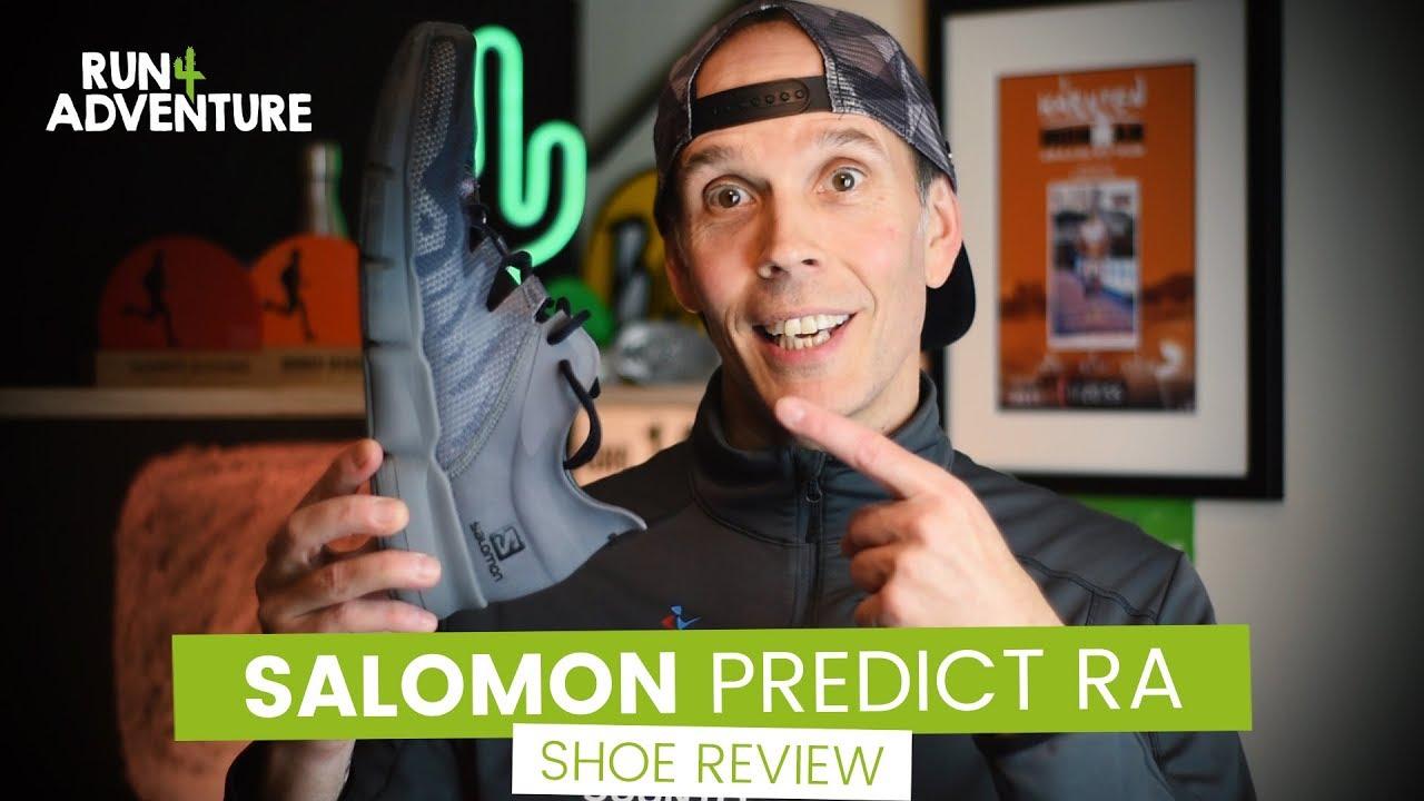 SALOMON PREDICT RA SHOE REVIEW +