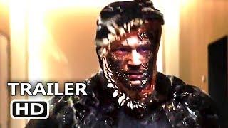 VENOM Official International Trailer (NEW 2018) Tom Hardy Superhero Movie HD