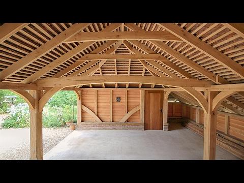 Beautifully Crafted Oak Buildings