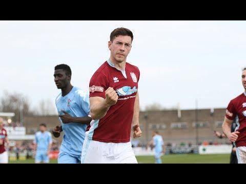 Highlights: South Shields 4-1 Colwyn Bay