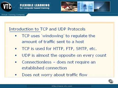 01 Introduction to TCP & UDP Protocols