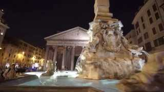 MinisturdyFlight - Rome by night