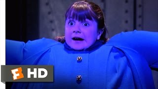 Willy Wonka & The Chocolate Factory: Violet Turns Into a Blueberry thumbnail