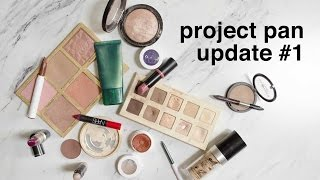 17 in 2017 Project Pan Update #1 | morerebe