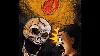 やだやだ期向け少し怖い絵本動画「悪い子にはお化け屋敷がやってくる」 thumbnail