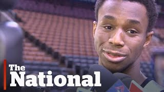 Will basketball star Andrew Wiggins return to Canada?