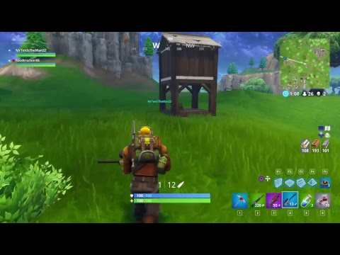 Fortnite way to late of a stream i'll regret tomorrow morning