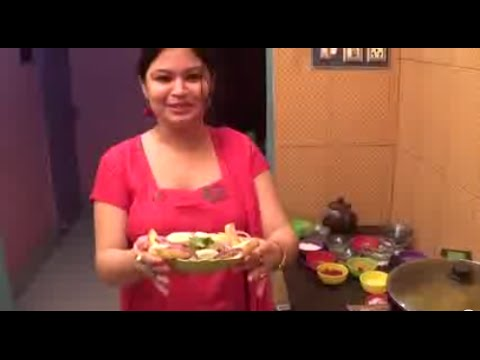 Indian Foods | Dim Makhani  (Bengali Cuisine) - Simple Home Made Egg Recipe From A Bengali Girl