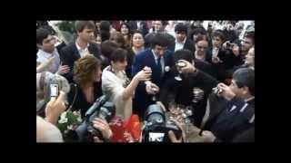 ЭКСКЛЮЗИВ !!! Свадьба Рината Каримова и Патимат Кагировой (часть2)