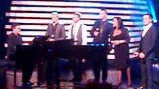 westlife late late show special 21 12 07