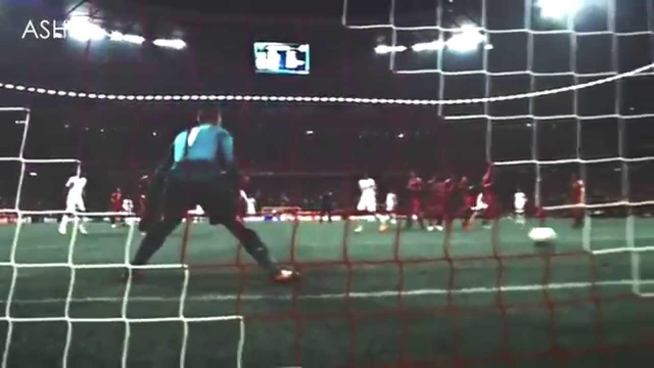 Все голы Криштиано Роналдо в Лиги Чемпионов Cristiano