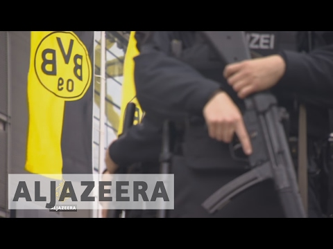 German police detain Dortmund attack suspect