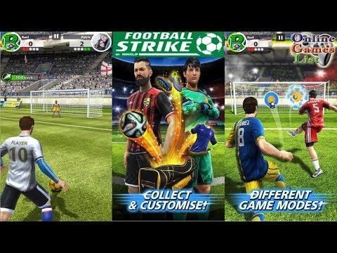 Football Strike Mini Free Kicks And Shooting Race Multiplayer Soccer Amazing Games  Tips