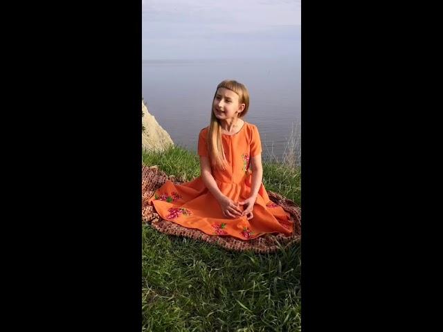 Изображение предпросмотра прочтения – АнгелинаАлоян читает произведение «Весна( Зима не даром злится!)» Ф.И.Тютчева