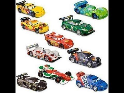 Disney pixar cars 2 jouets pour les enfants dessin anim youtube - Dessin anime cars 2 gratuit ...