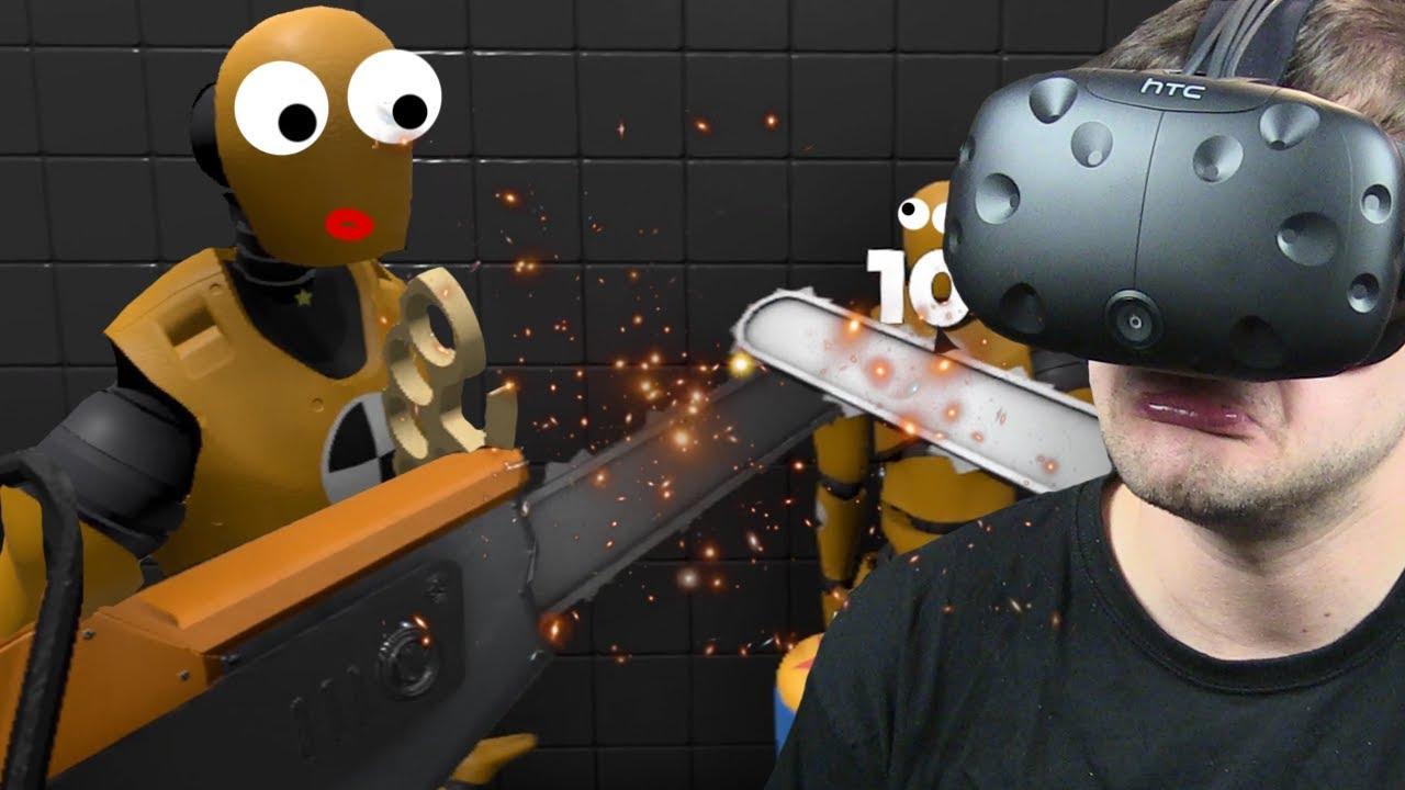 OSTATECZNA DESTRUKCJA – Rage Room (HTC VIVE VR)
