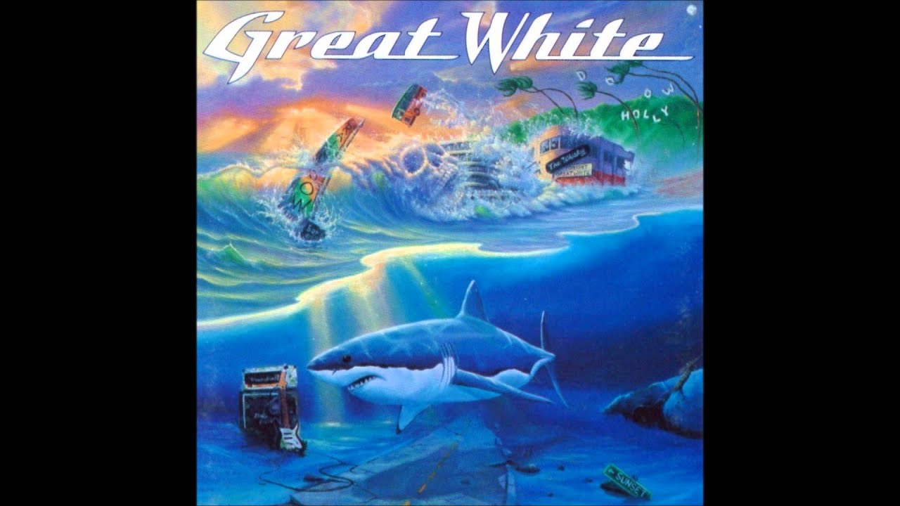 Great White - Rollin' Stoned