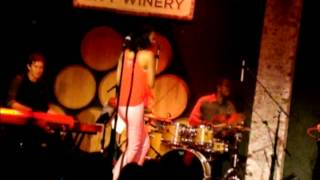 alice smith fool for you cee lo cover city winery june 17 2012