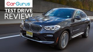 2019 BMW X4 | CarGurus Test Drive Review