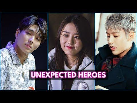 Upcoming Drama 2017 Unexpected Heroes - FTISLAND's Choi Jong Hoon, BTOB's Lee Minhyuk & Kim Sohye