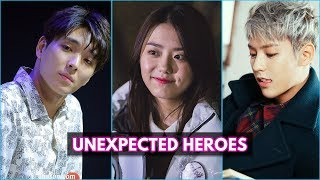 Video Upcoming Drama 2017 Unexpected Heroes - FTISLAND's Choi Jong Hoon, BTOB's Lee Minhyuk & Kim Sohye download MP3, 3GP, MP4, WEBM, AVI, FLV Maret 2018