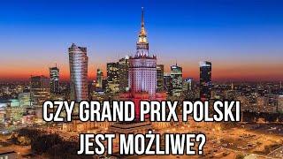 Ile kosztowałoby Grand Prix Polski? Pieniądze w F1