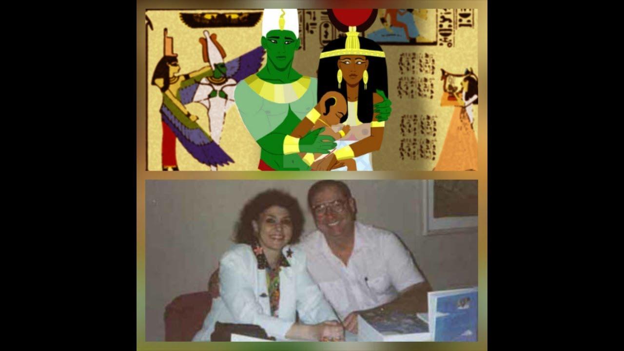 Osiris & Isis - William Cooper (02.16.1993) Part 1