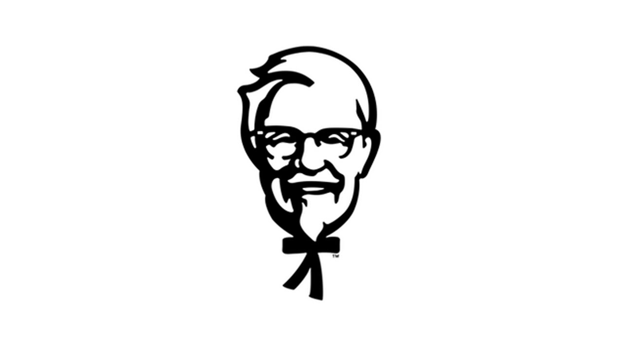 The New Kfc Logo Youtube