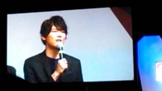 古川 雄輝 Yuki Furukawa Live at J Series Festival 2015 that success...