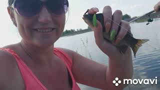 Рыбалка на Днепро Брагинском водохранилище 16 05 2021 Карась пошёл на нерест